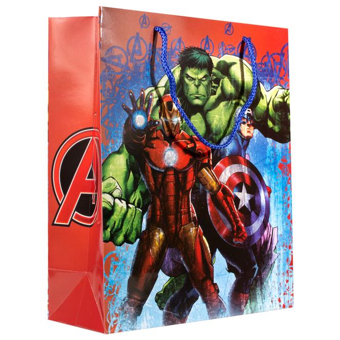 Marvel Avengers - Geschenktasche - 26 x 33 x 11,4 cm