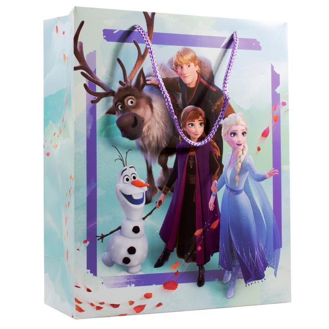 Die Eiskönigin 2 - Geschenktasche - 26 x 33 x 11,4 cm