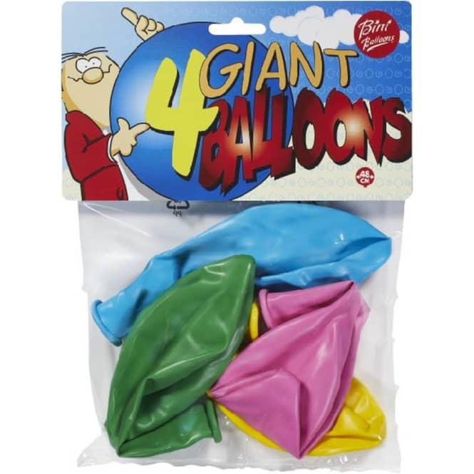 Luftballons - XXL - 4 Stück