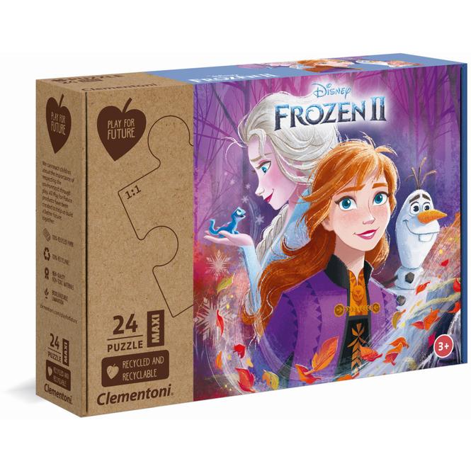 Die Eiskönigin 2 - Play for Future Puzzle - 24 Maxi Teile