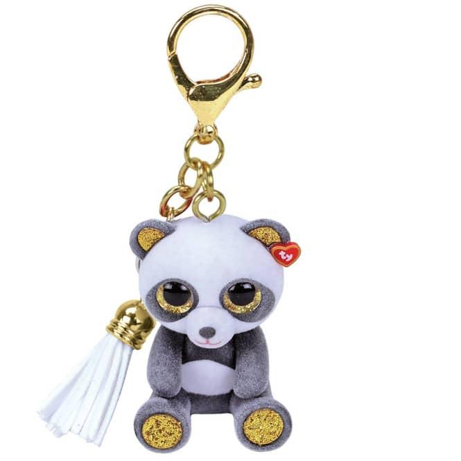 Mini Boo - Schlüsselanhänger - Panda Chi -  7 cm - Ty