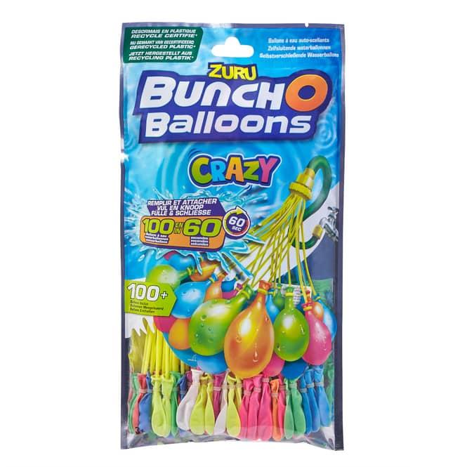 Bunch O Balloons - Crazy Wasserballons - 100 Stück