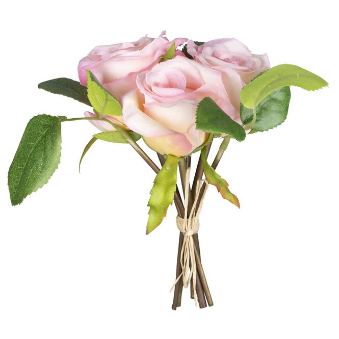 Rosenzweig - ca. 17 cm - rosa