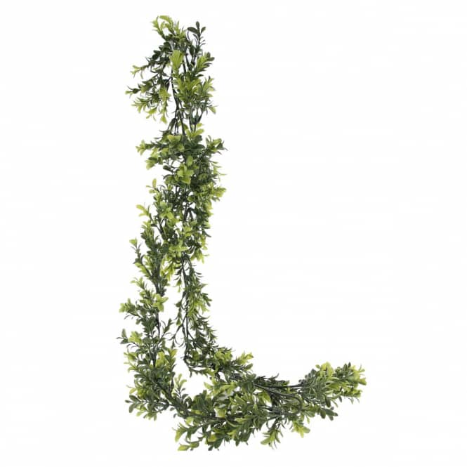Buchsbaumgirlande - ca. 180 cm