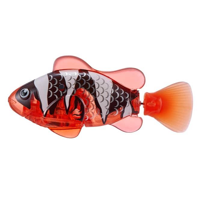 Robo Alive - Robo Fish - rot
