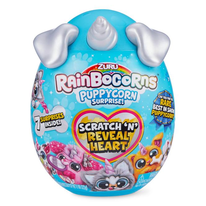 Rainbocorns - Puppycorn - Sparkle Hearts Surprise - Serie 3 - 1 Stück