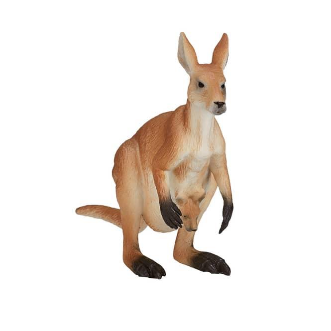 Besttoy Wildlife - Känguru - Spielfigur 387022