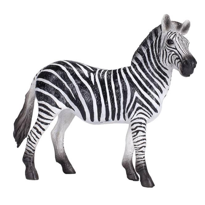 Besttoy Wildlife - Zebrastute - Spielfigur 387393
