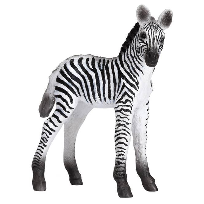 Besttoy Wildlife - Zebra Fohlen - Spielfigur 387394