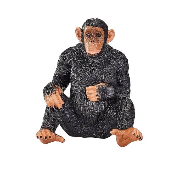 Besttoy Wildlife - Schimpanse - Spielfigur 387265