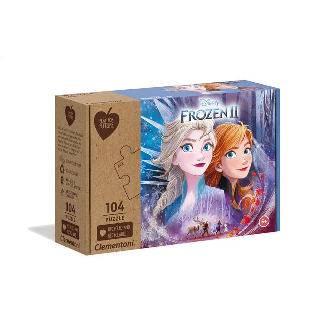 Die Eiskönigin 2 - Play for Future Puzzle - 104 Teile