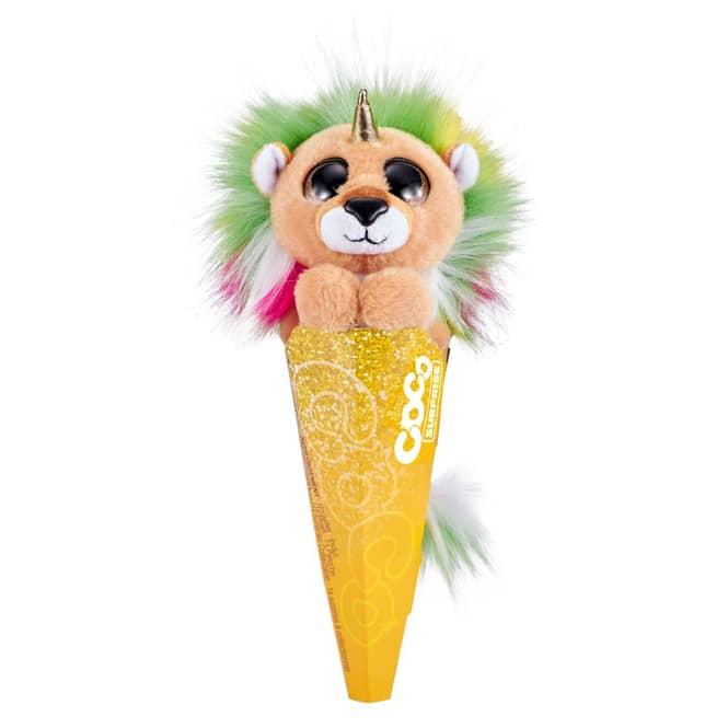 COCO cones - Plüsch-Tier in der Tüte - Löwe Mego