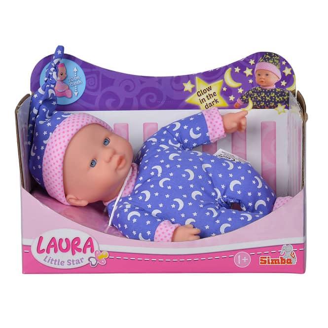 Puppe Laura - Kleiner Stern - 20 cm