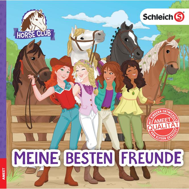 Schleich Horse Club - Meine besten Freunde