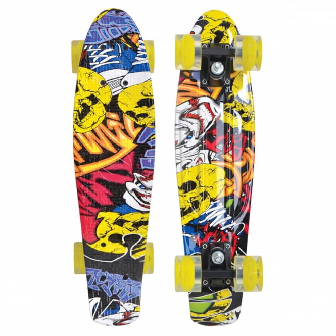 Skateboard - Free Spirit 22'' - Party