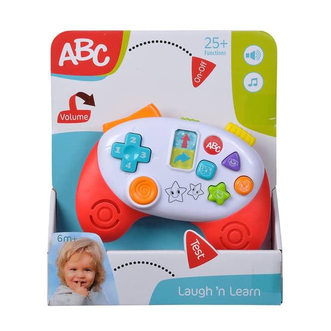 ABC Game Controller