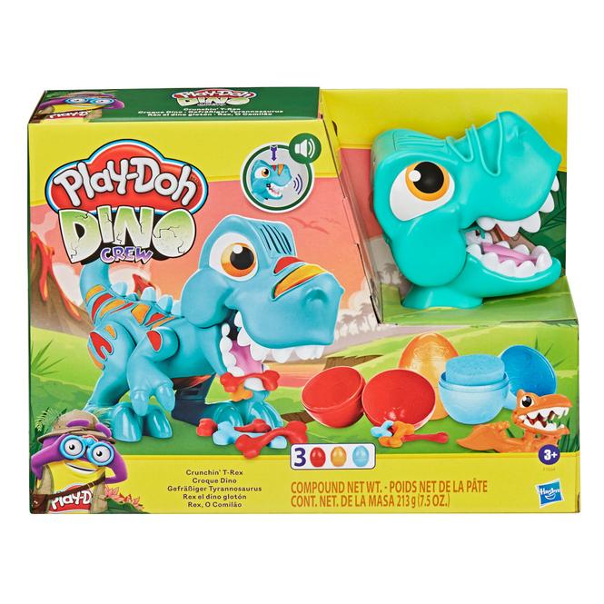 Play-Doh Dino Crew - Gefräßiger Tyrannosaurus - Knetset
