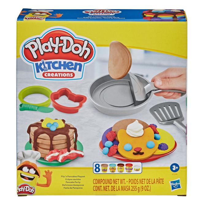 Play-Doh Kitchen - Pancake Party - Knetset