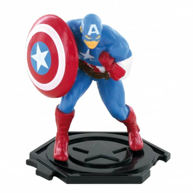 Marvel Avengers - Sammelfigur - Captain America