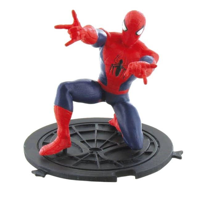 Marvel Avengers - Sammelfigur - Spiderman knieend