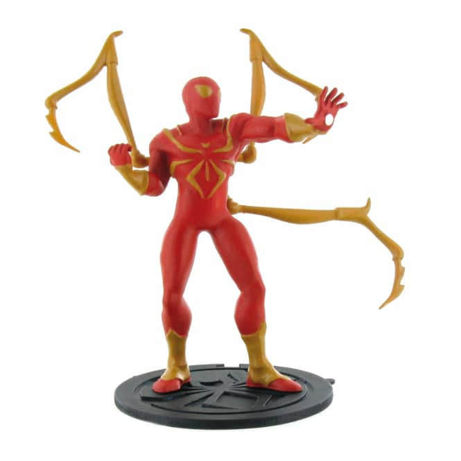 Marvel Avengers - Sammelfigur - Spiderman - Iron