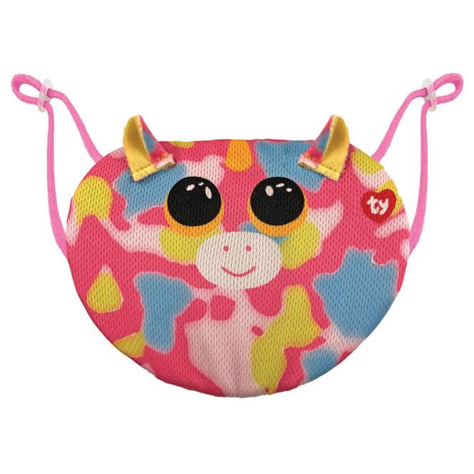 Beanie Boo - Mund-Nasen-Maske - Einhorn - Fantasia
