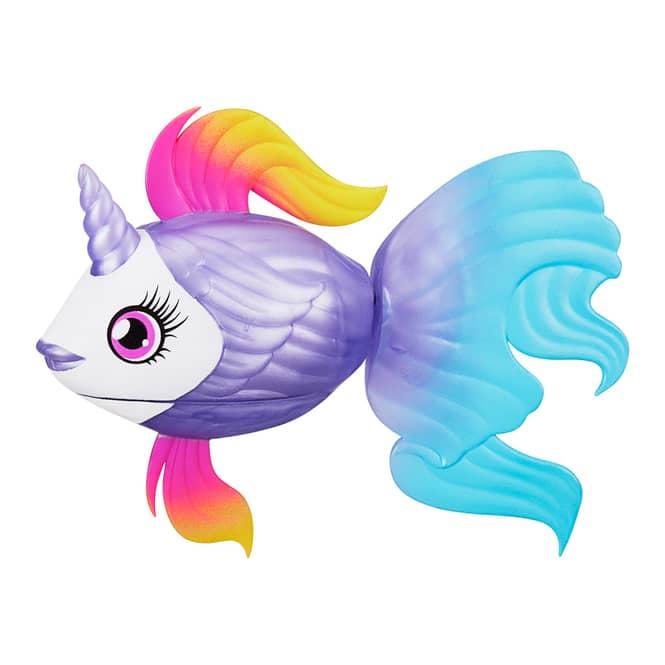 Little Live Pets - Lil' Dippers - interaktiver Fisch mit Aquarium