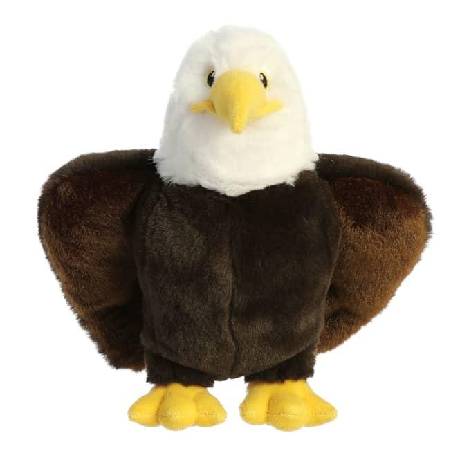 Eco Nation - Plüschfigur - Adler