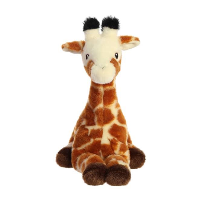 Eco Nation - Plüschfigur - Giraffe