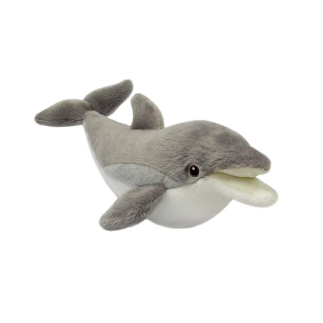 Eco Nation - Plüschfigur - Delfin