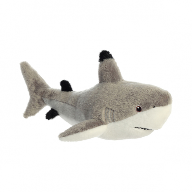 Eco Nation - Plüschfigur - Hai