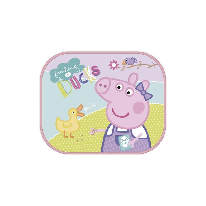 Peppa  Pig - Sonnenschutz - 2er Pack