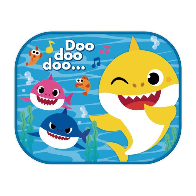 Baby Shark - Sonnenschutz - 2er Pack