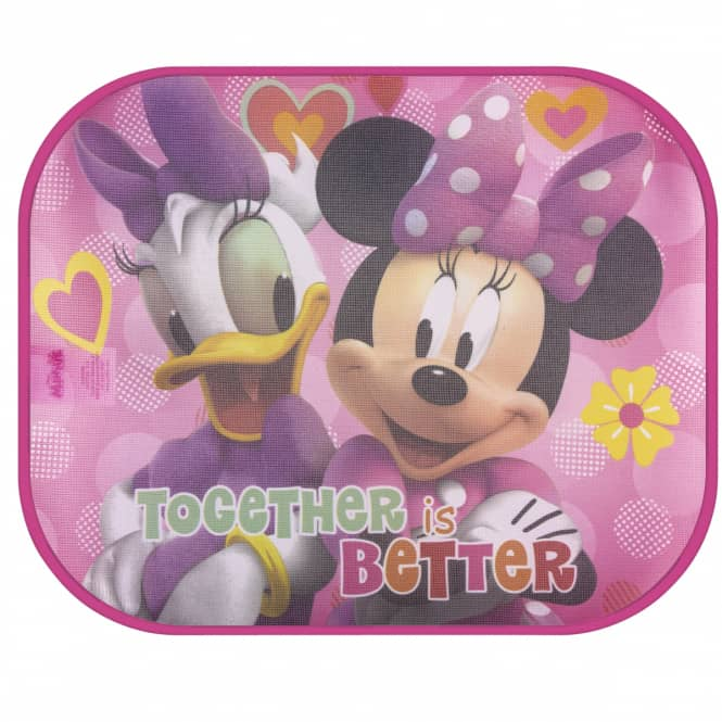 Minnie Mouse - Sonnenschutz - 2er Pack