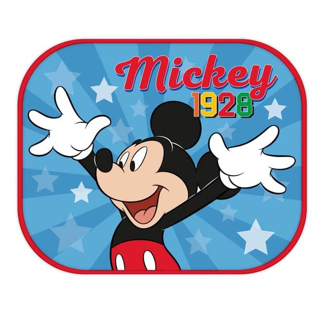 Mickey Mouse - Sonnenschutz - 2er Pack