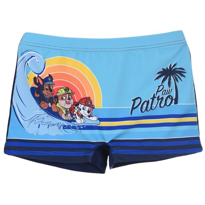 Paw Patrol - Badehose - Welle - blau - verschiedene Größen erhältlich
