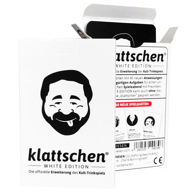 klattschen® - White Edition
