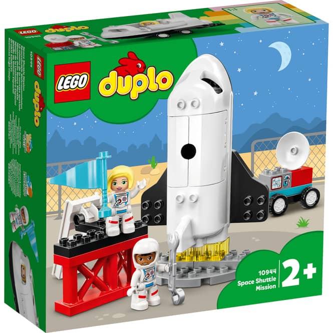 LEGO® DUPLO® Town 10944 - Spaceshuttle Weltraummission