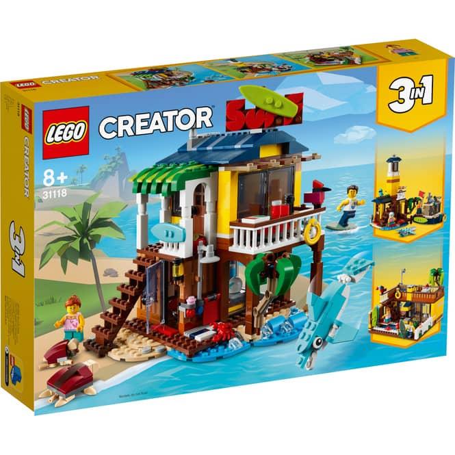 LEGO® Creator 31118 - Surfer-Strandhaus