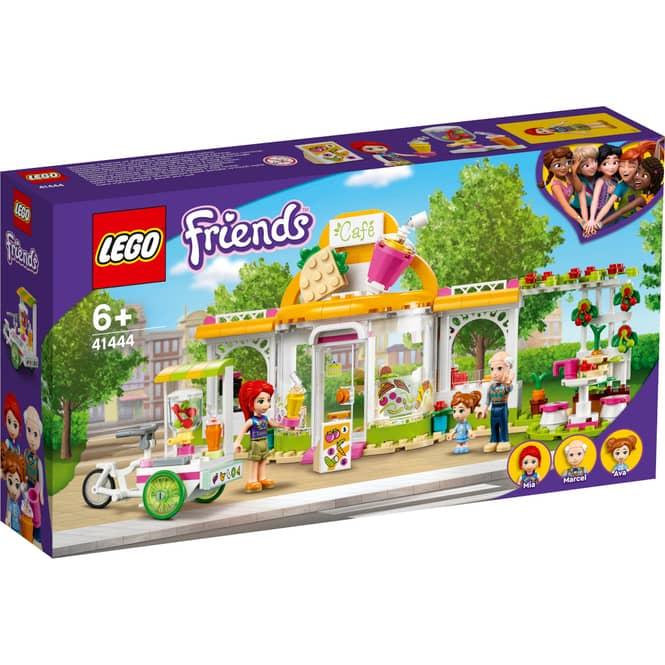 LEGO® Friends 41444 - Heartlake City Bio-Café