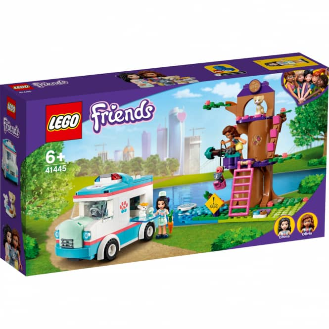LEGO® Friends 41445 - Tierrettungswagen