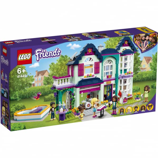 LEGO® Friends 41449 - Andreas Haus