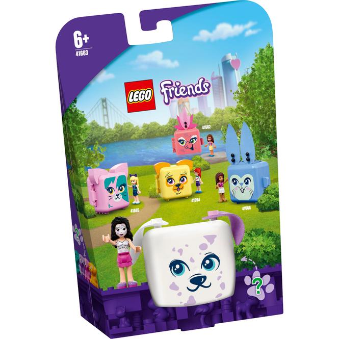 LEGO® Friends Magische Würfel 41663 - Emmas Dalmatiner-Würfel