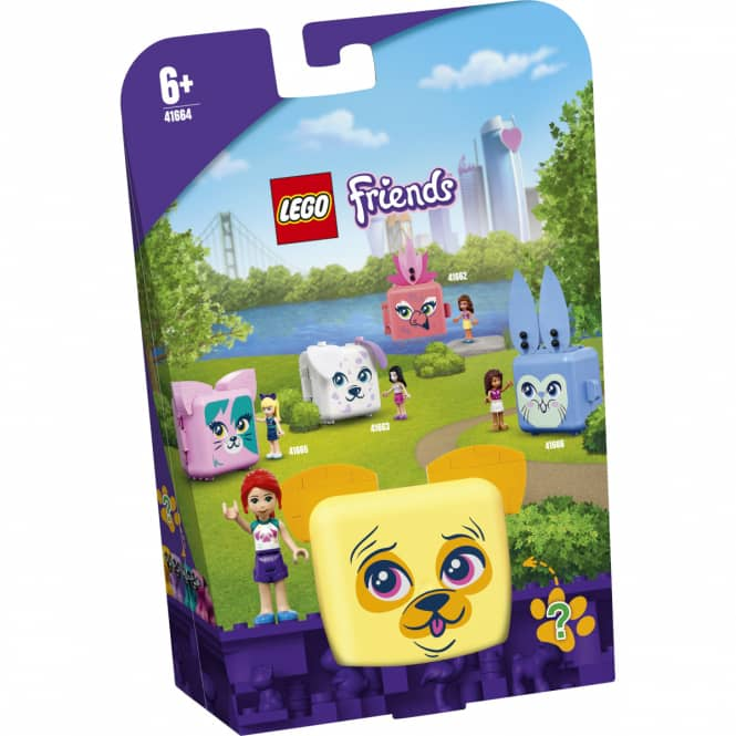 LEGO® Friends Magische Würfel 41664 - Mias Mops-Würfel