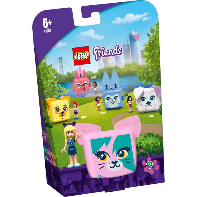 LEGO® Friends Magische Würfel 41665 - Stephanies Katzen-Würfel