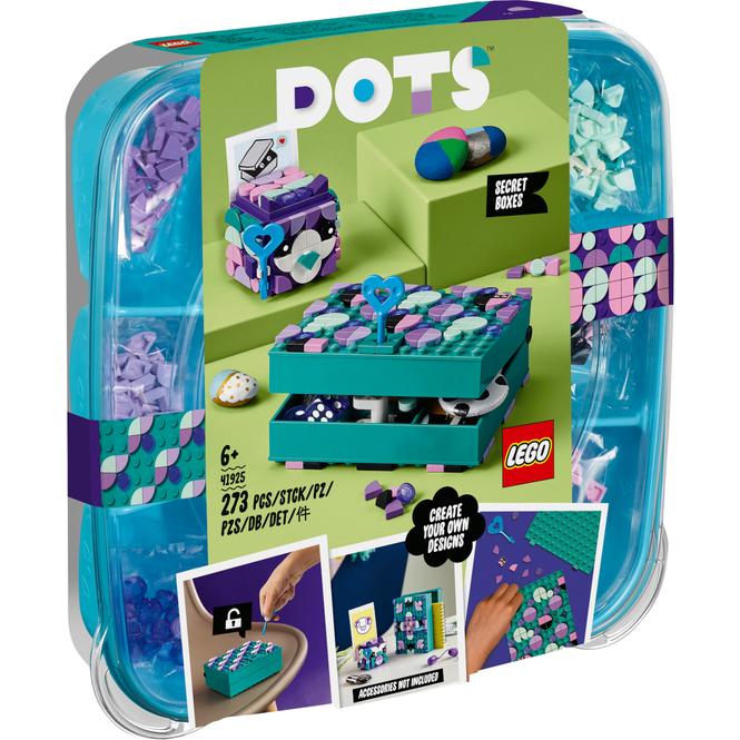 LEGO® DOTS 41925 - Geheimbox mit Schlüsselhalter