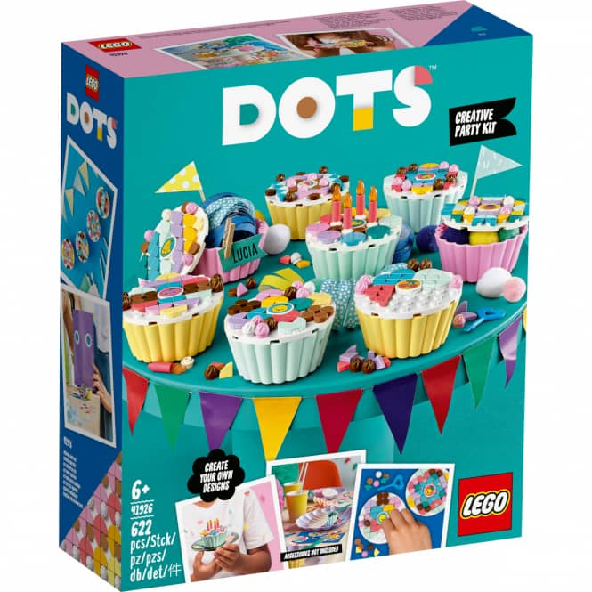 LEGO® DOTS 41926 - Cupcake Partyset