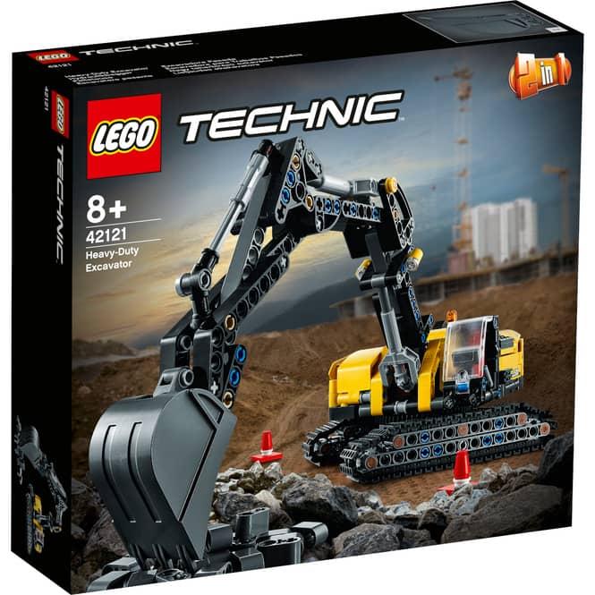 LEGO® Technic 42121 - Hydraulikbagger