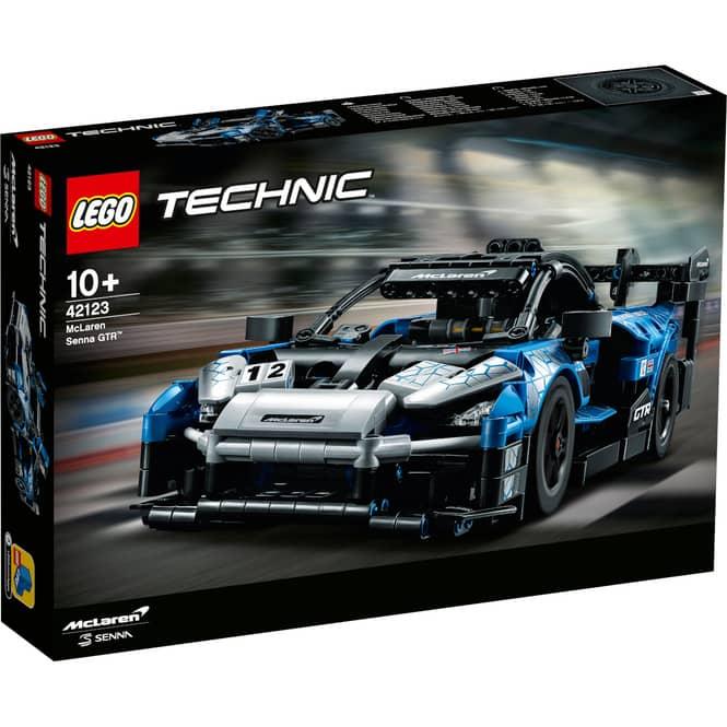 LEGO® Technic 42123 - McLaren Senna GTR™