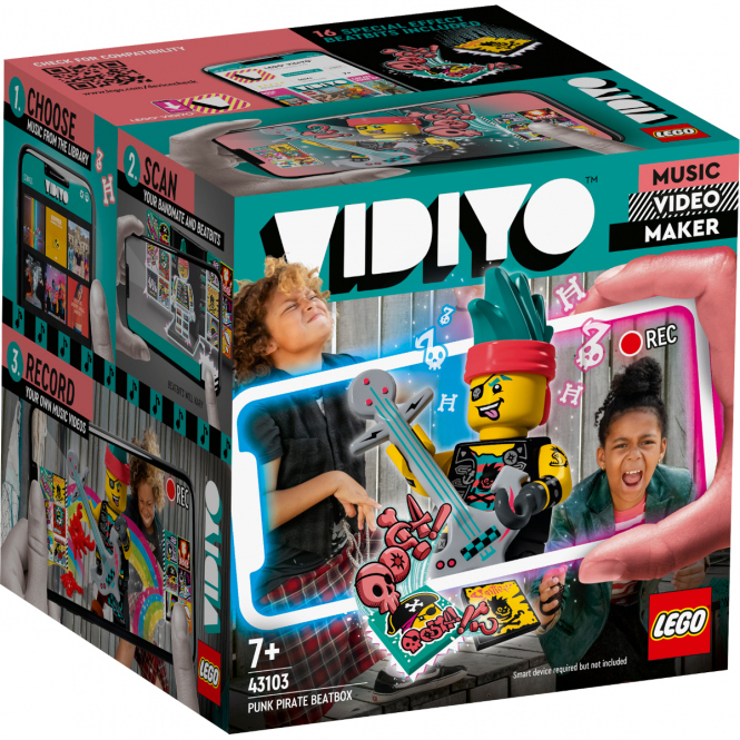 LEGO® VIDIYO™ 43103 - Punk Pirate BeatBox